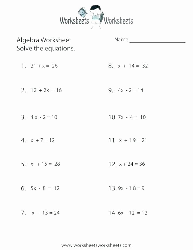 Solving Two Step Inequalities Worksheet Awesome solving Two Step Inequalities Worksheet – Festival Collections