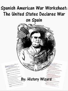 Spanish American War Worksheet Awesome 1000 Images About Spanish American War and Imperialism