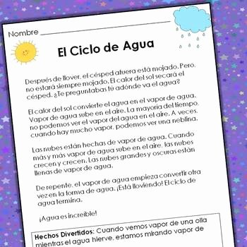 Spanish Reading Comprehension Worksheet Lovely Spanish Reading Prehension Passages Level Six Ideal