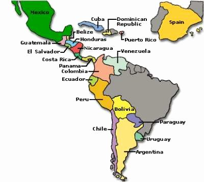 Spanish Speaking Countries Map Worksheet Beautiful is It Possible to Be E Fluent In A Language while