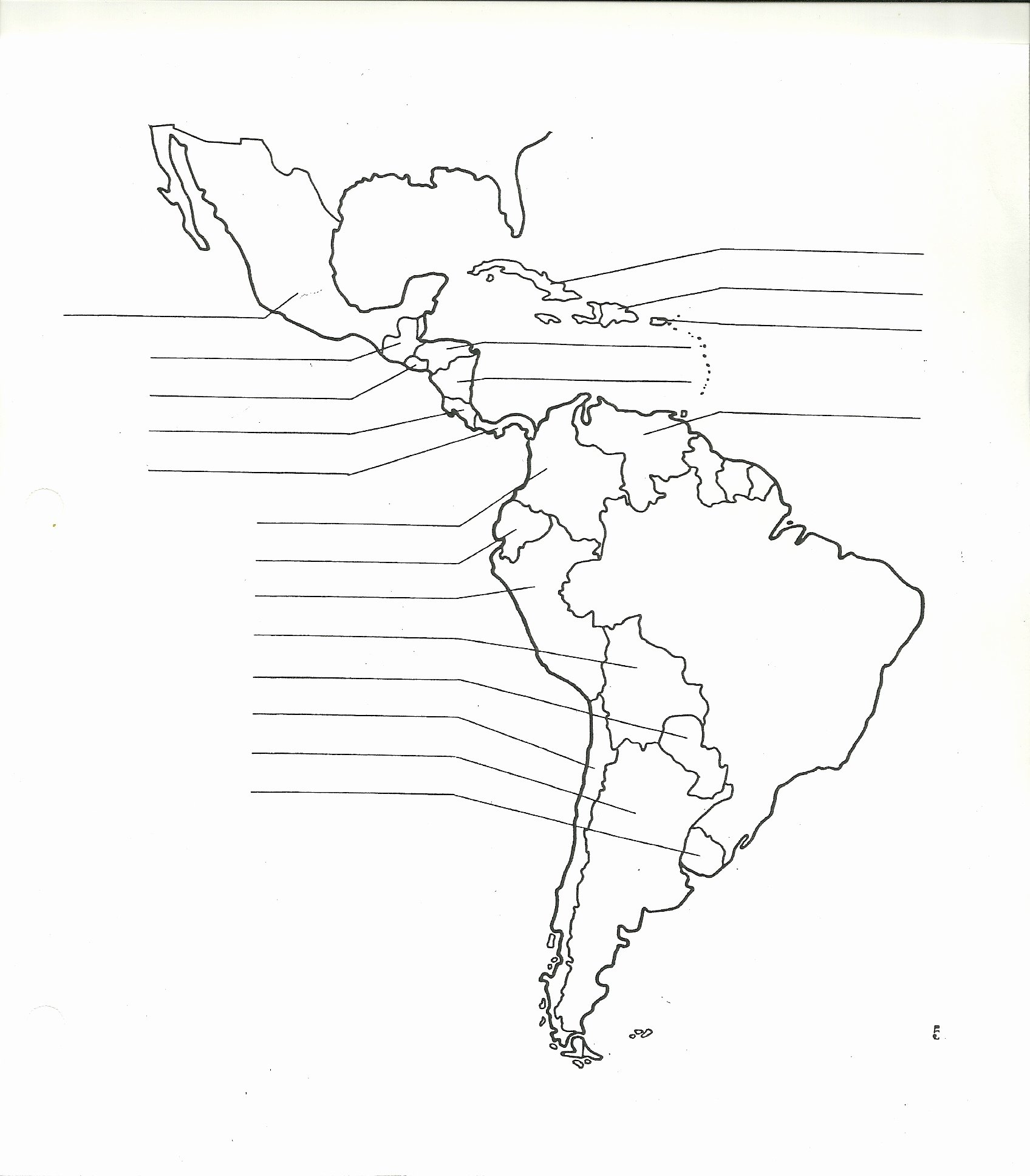 Spanish Speaking Countries Map Worksheet Fresh Imagequiz Countries
