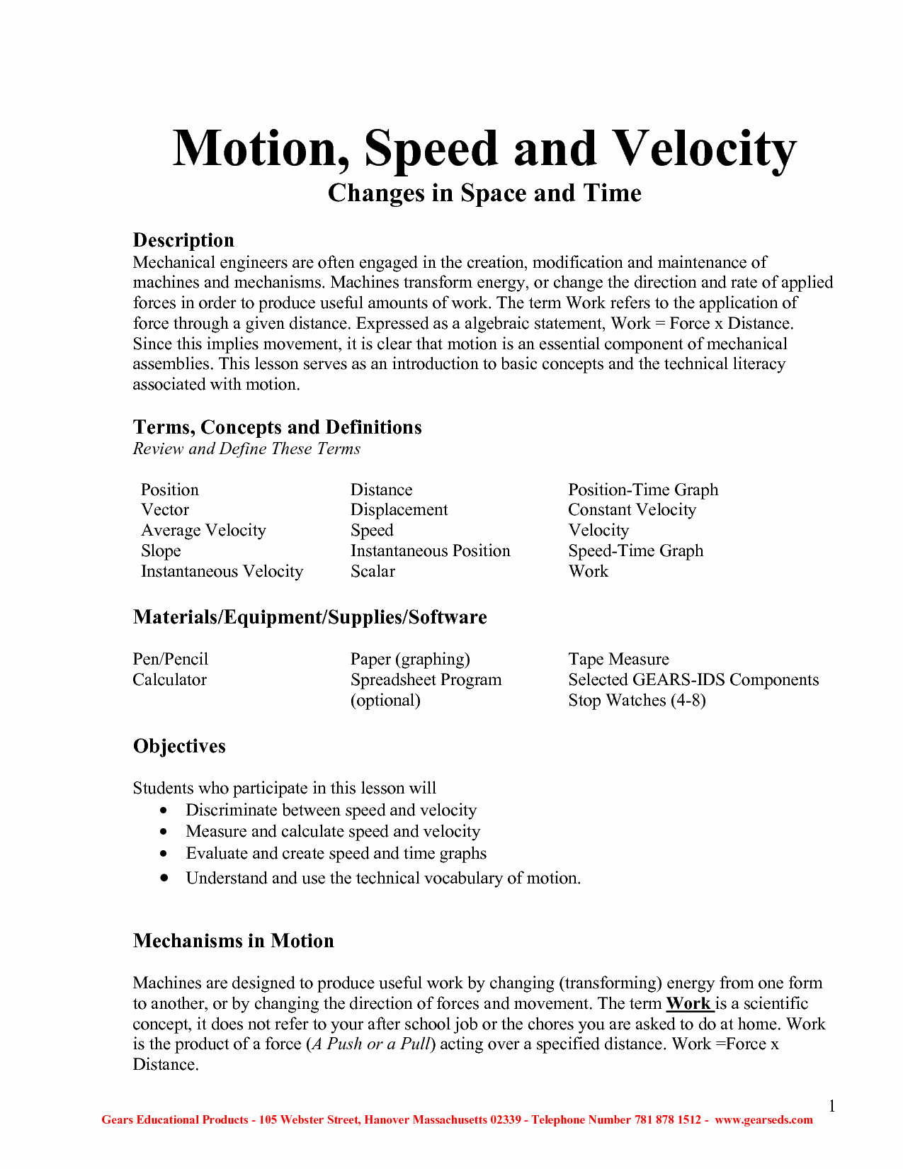 Speed and Velocity Worksheet Answers Fresh 16 Best Of Speed and Motion Worksheet Speed and