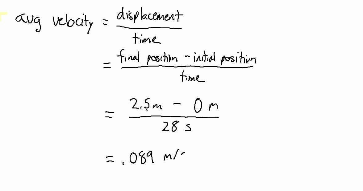 Speed and Velocity Worksheet Best Of Calculating Speed Worksheet