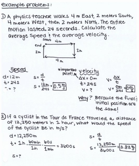 Speed Problem Worksheet Answers Awesome Speed and Velocity Worksheet