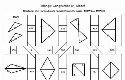 Sss Sas asa Aas Worksheet Awesome Free Congruent Triangle Worksheet Sss Sas Aas Triangle