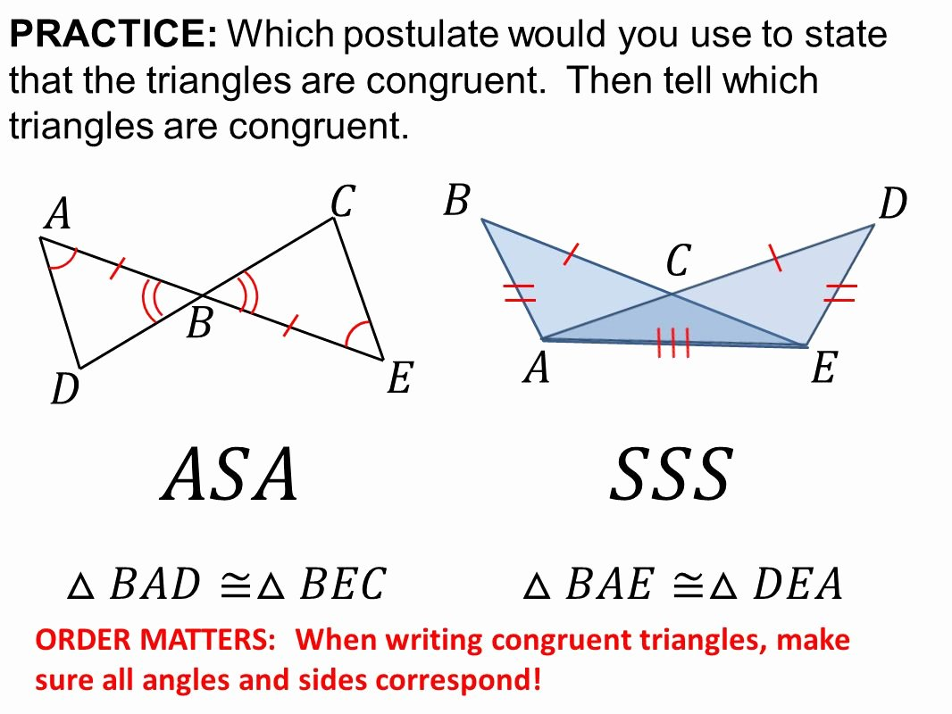 Sss Sas asa Aas Worksheet Best Of Geometry 46 Worksheet Proving Triangles Congruent with Hl
