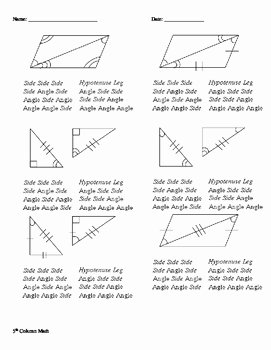 Sss Sas asa Aas Worksheet Fresh Congruent Triangle Proofs Sss Sas asa Aas by 5th