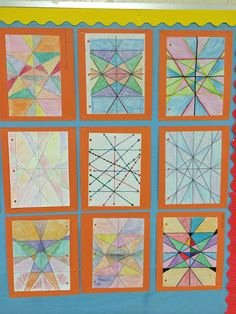 Stained Glass Windows Worksheet Awesome Linear Equations Graphing Stained Glass Window Activity