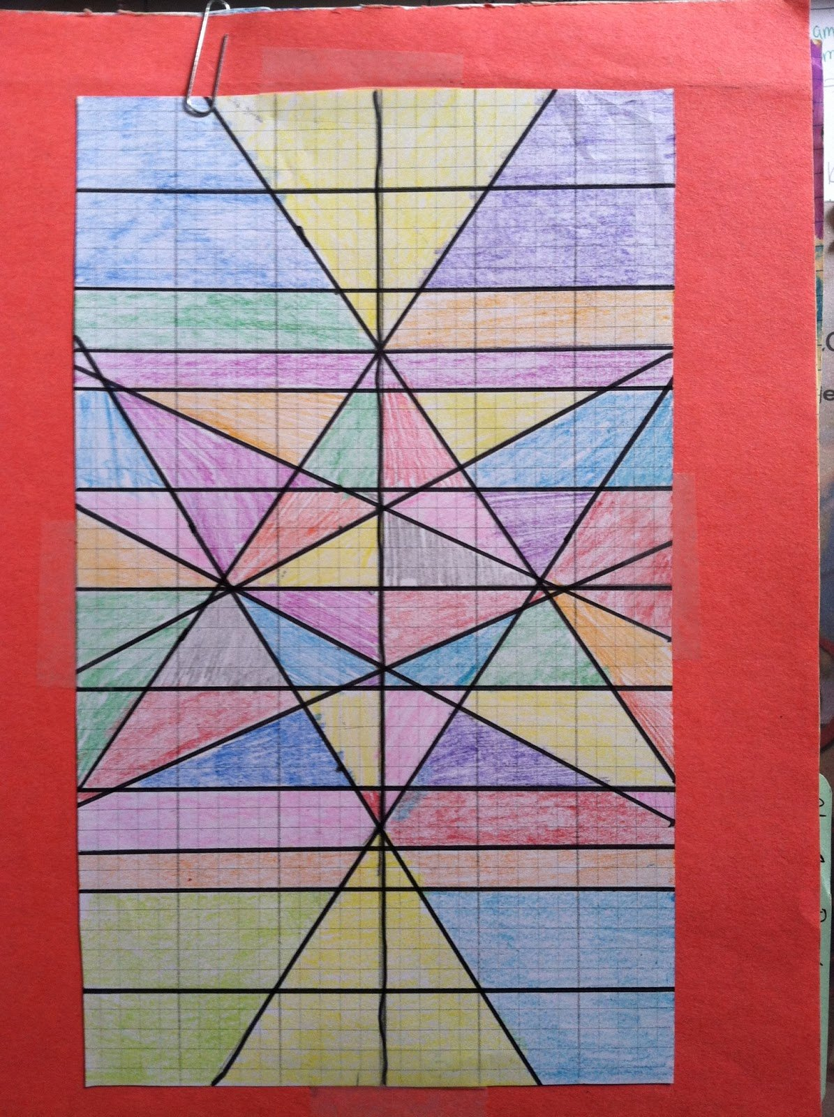 Stained Glass Windows Worksheet Inspirational 8 is My Lucky Number Stained Glass Window Graphing Lines