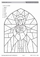 Stained Glass Windows Worksheet Lovely Teacher Timesavers Blms Firefly Education