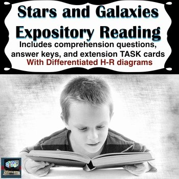 Stars and Galaxies Worksheet Answers Best Of Stars and Galaxies Guided Reading Includes H R Diagram