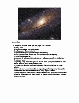 "Stars and Galaxies Worksheet Answers Fresh astronomy Video ""universe Alien Galaxies"" by astronomydad"