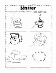States Of Matter Worksheet Pdf Awesome States Of Matter Worksheets
