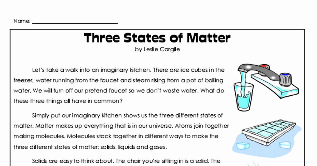 States Of Matter Worksheet Pdf Beautiful Three States Of Matter Worksheet Pdf Google Drive