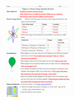 Static Electricity Worksheet Answers Lovely 2 1 Electric Charge & Static Electricity Powerpoint