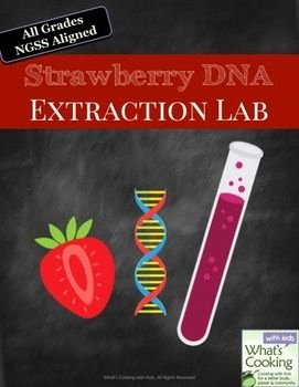 Strawberry Dna Extraction Lab Worksheet Luxury Strawberry Dna Extraction Lab Biology Basics