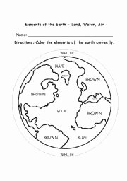 Structure Of the Earth Worksheet Unique Structure the Earth for Kids Worksheets