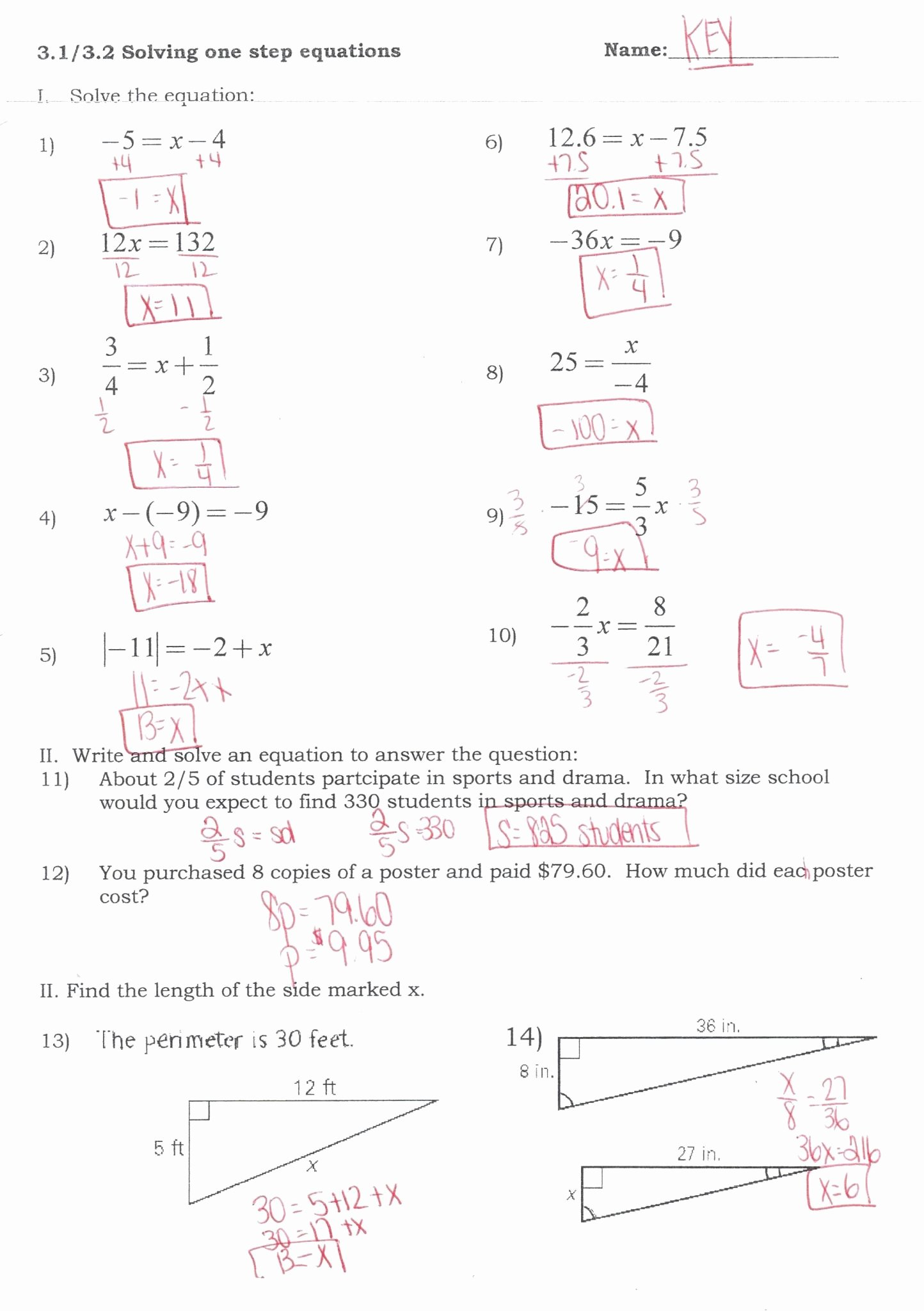Substitution Method Worksheet Answers Inspirational Systems Equations Elimination Method Worksheet Answer