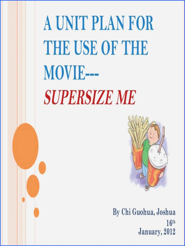 Supersize Me Worksheet Answers Fresh Supersize Me Worksheet