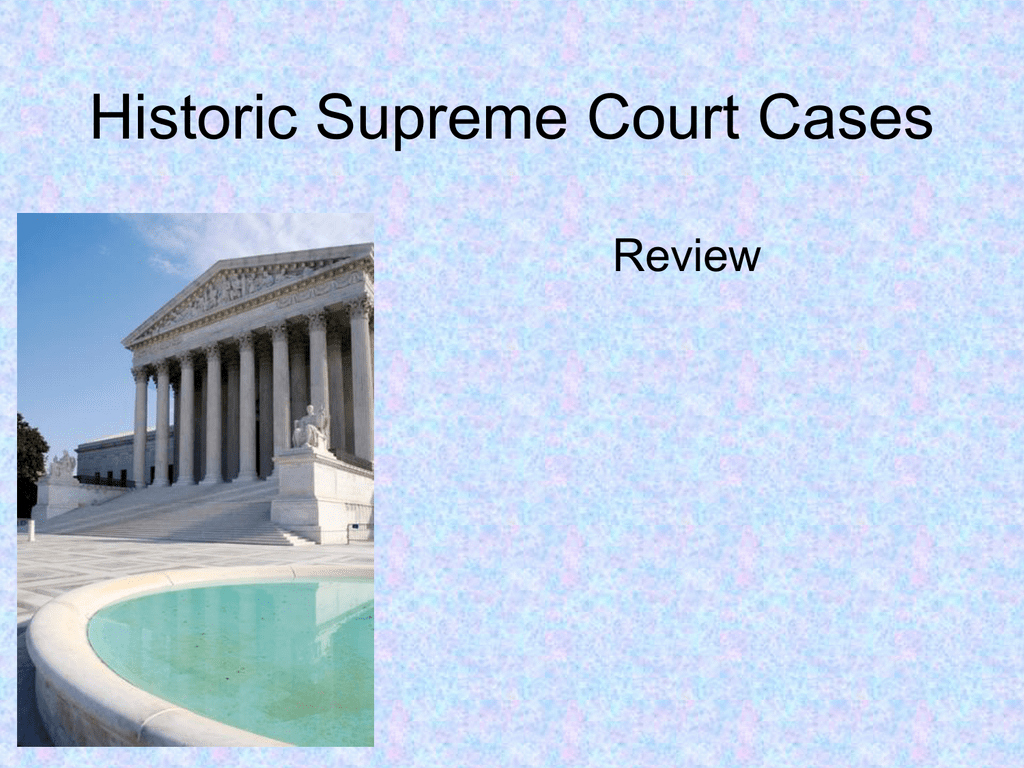 Supreme Court Cases Worksheet Answers Unique Worksheet Landmark Supreme Court Cases Worksheet Grass