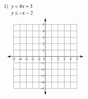 Systems Of Equations Graphing Worksheet Luxury Graphing Systems Of Inequalities Worksheets