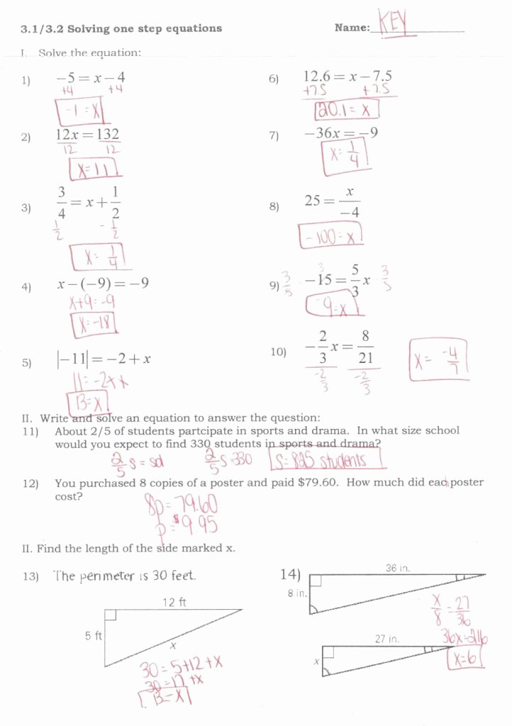 Systems Of Equations Review Worksheet Lovely Our Review Of solving Systems Equationssubstitution