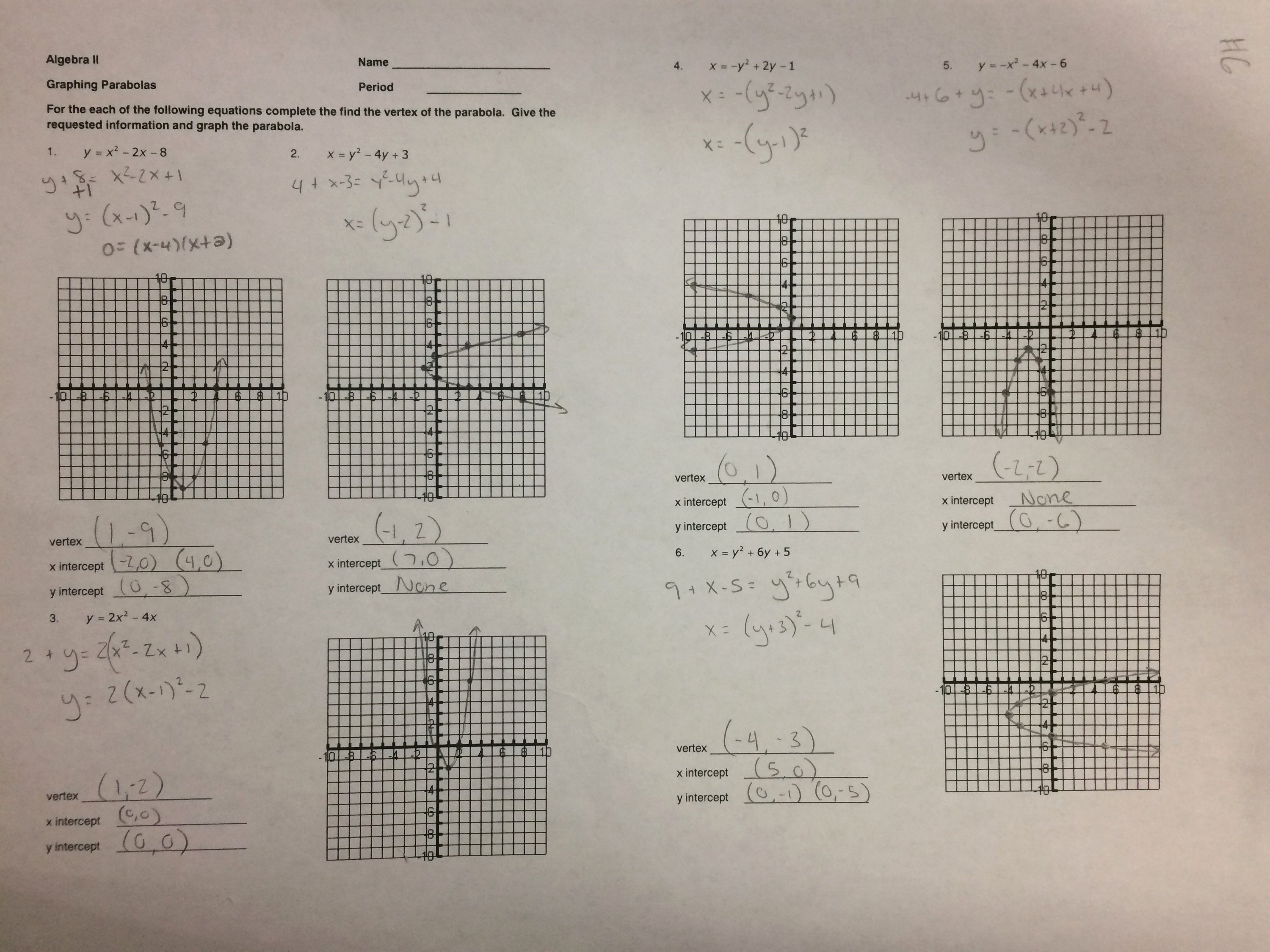 Systems Of Equations Review Worksheet New 6 1 Skills Practice Graphing Systems Equations