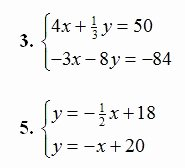 Systems Of Equations Review Worksheet New solving Systems Of Linear Equations Pdf Mixed Problems