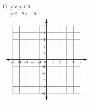 Systems Of Inequalities Worksheet Elegant Graphing Systems Of Inequalities Worksheets