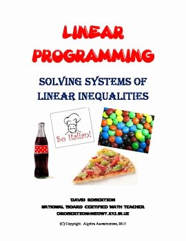 Systems Of Linear Inequalities Worksheet Unique Algebra Awesomeness Teaching Resources