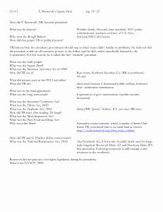 Teddy Roosevelt Square Deal Worksheet Elegant Teddy Roosevelt Sat