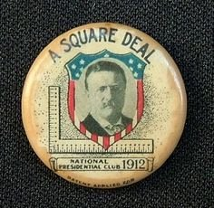 Teddy Roosevelt Square Deal Worksheet Luxury theodore Roosevelt Square Deal Glass Plate Circa 1904