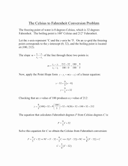 Temperature Conversion Worksheet Answer Key Best Of Temperature Conversion Worksheet Answers