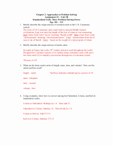 Temperature Conversion Worksheet Answer Key Luxury Temperature Conversion Worksheet