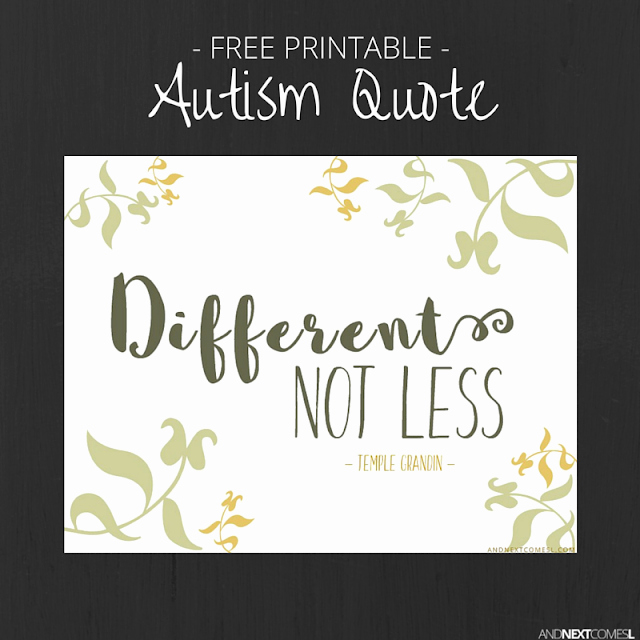 Temple Grandin Movie Worksheet Elegant Free Printable Temple Grandin Autism Quote