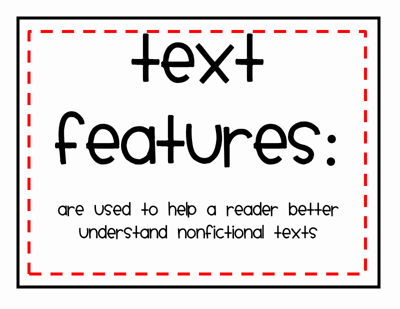Text Features Worksheet 2nd Grade Beautiful Unit 6 – the Strongest E