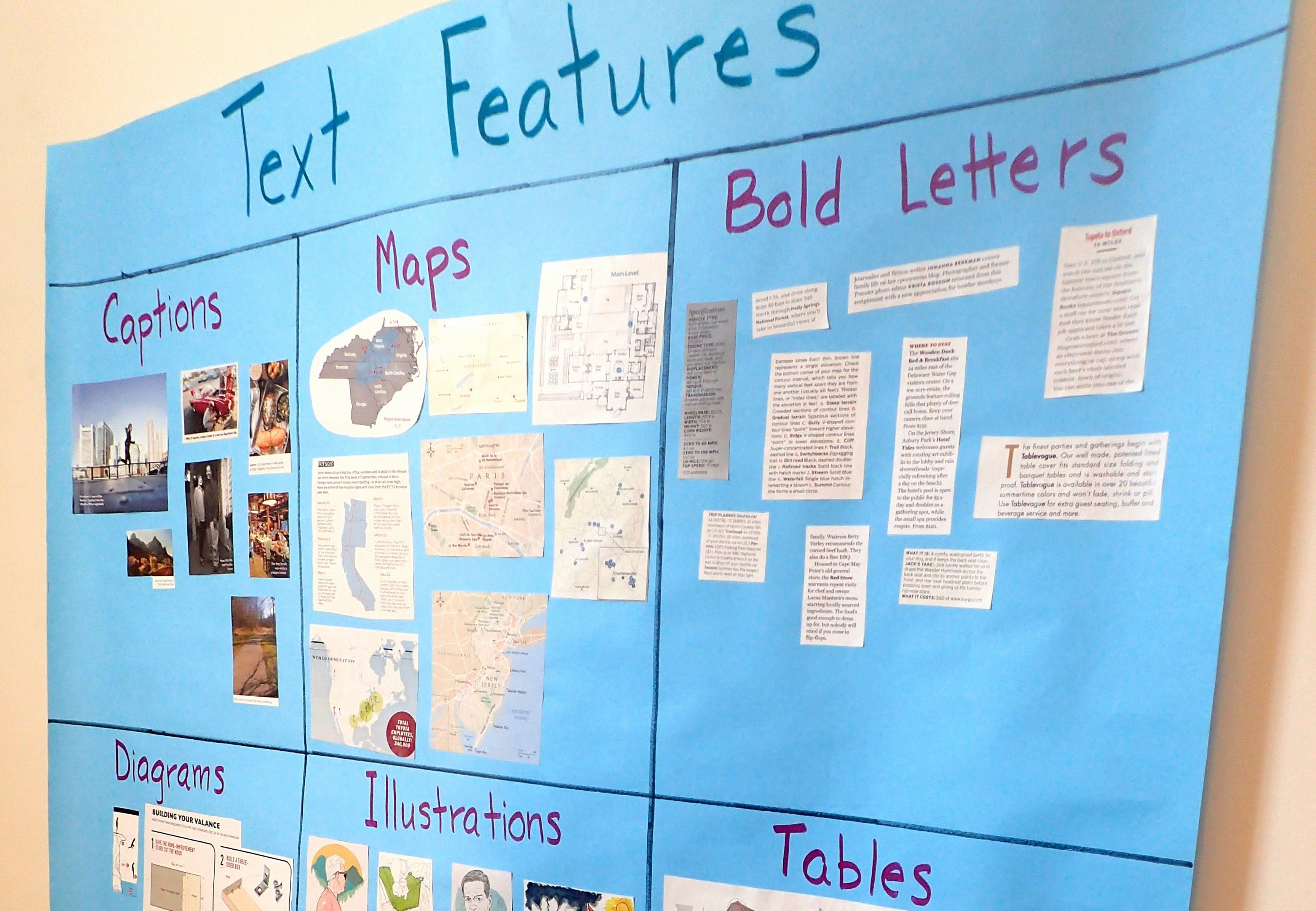 Text Features Worksheet 3rd Grade Awesome Text Features Engaging Activities R E A D I N G