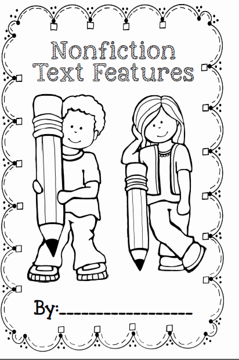 Text Features Worksheet 3rd Grade Lovely Nonfiction Text Features ashleigh S Education Journey