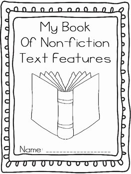 Text Features Worksheet Pdf Beautiful Nonfiction Text Features Student Booklet and Scoot Game