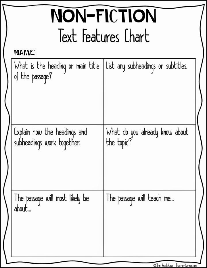 Text Features Worksheet Pdf Best Of 14 Best Of Text Features Worksheet 5th Grade