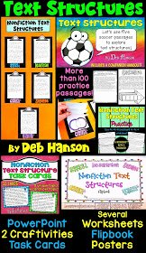 Text Structure Worksheet 4th Grade Inspirational Crafting Connections Text Structures A Lesson for Upper