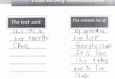 Text to Self Connections Worksheet New 1000 Images About Connections On Pinterest