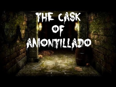 The Cask Of Amontillado Worksheet Inspirational Learning English and Test Prep Videos