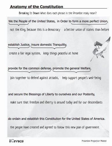 The Constitution Worksheet Answers Best Of 20 Best Images About Us Government On Pinterest