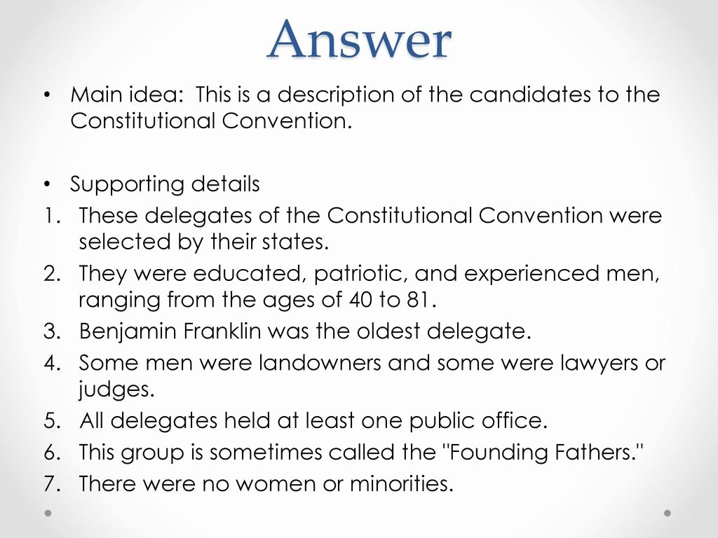 The Constitutional Convention Worksheet Beautiful the Constitutional Convention Worksheet