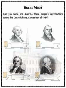 The Constitutional Convention Worksheet Inspirational the Great Promise Connecticut Plan Facts & Worksheets