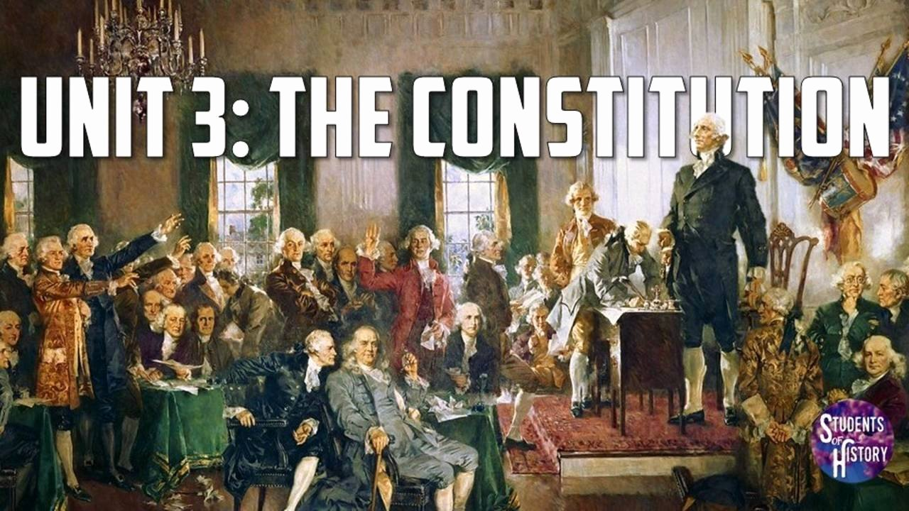 The Constitutional Convention Worksheet New Constitution Unit Plan Lessons & Activities
