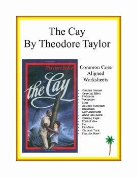 """The Core Movie Worksheet Answers Elegant """" the Cay """" Mon Core Aligned 52 Worksheets"""
