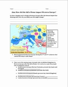 The Dark Ages Video Worksheet Awesome Map Of Ancient Greek City States Classroom