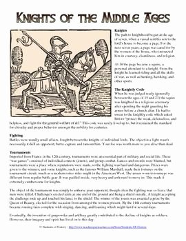 The Dark Ages Video Worksheet Luxury Me Val Knights Reading and Mon Core Worksheet